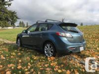 Make Mazda Model 3 Year 2011 Trans Manual kms 123000