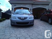 Mazda 3 GT automatic for sale. This car is fully