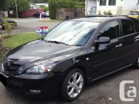 Mazda 3 Sport 2008.5 GT HB (former BC Auto).  I am