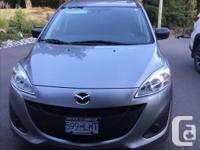 Make Mazda Model 5 Year 2013 Colour Grey kms 80030 6