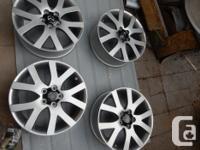 "Mazda 6 2006 and UP 18"" Factory OEM Rims (Mazda18-06)"