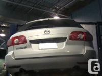 Mazda 6 V6 Front Custom Manifold Catalytic Converter