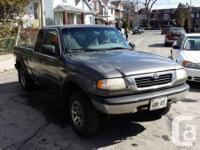 MAZDA B4000 PICK-UP TRUCK (Keele Dundas)  $1200 1999