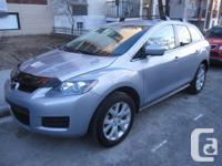 Bonjour, Je vends mon SUV: MAZDA CX-7 2007 avec tr