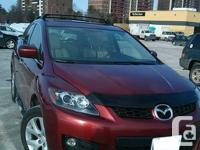MAZDA CX7 GS/GT AWD- 2.3L  TURBO ENGINE ; CLEAN TITLE,