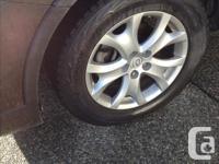 Make Mazda Model CX-9 Year 2011 Colour Black metallic