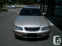 - 96 Mazda Millenia Supercharged 2.3L V6, installed new