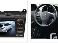 Car DVD GPS Navigation+iPod+DVD+FM/AM+Bluetooth for