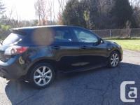 Make Mazda Colour Black Trans Manual kms 90000 Mazda 3