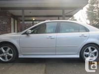 Make. Mazda. Version. 6. Year. 2004. Colour. Silver.