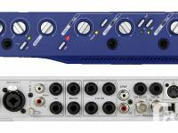 Digidesign Mbox 2 PRO audio user interface. FIREWIRE