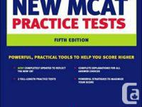 I am selling the following two MCAT books for one low