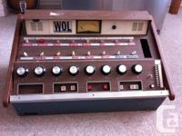 McCurdy Radio SS4388 Mixer. All the cards are gone but