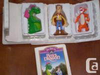 McDonalds Walt Disney masterpiece collection:  Pete's