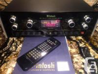 Looking for a bargain on a McIntosh receiver? McIntosh