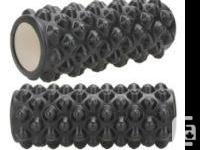 Ideal for self-myofascial release and massage therapy,
