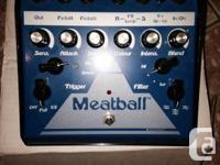 As brand-new Lovetone Meatball envelope
