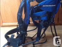 Very good condition , 5 point contact restraint system,