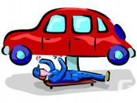 Mécanicien à votre domicile / Mobile mechanic = Only 25