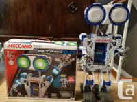 Meet your personal interactive robot Meccanoid 2.0!, used for sale  British Columbia