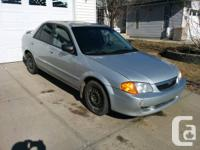 MECHANIC SPECIAL. 2000 MAZDA PROTEGE dx,  power window,
