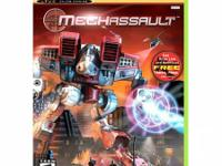 MICROSOFT MECHASSAULT  USED Microsoft Original XBOX
