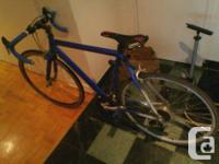 Selling a medalist road bike.  Brand new is 400,