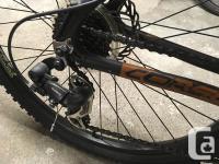 This is a Diadora Corso 21 speed Mountain Bike sized