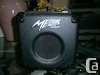 Mega Amp good working condition only $29,  Call or text
