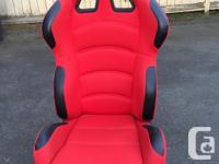 Megan racing seat, California Universal bolting