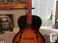 1960's Mellow Tone (rare)   Neck not perfect but very