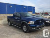 Dodge RAM 1500 Outdoors type version 2011. Really clean