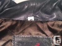 I have an almost new leather CORDOVAN Winter coat,