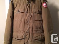 I have for sale my Canada Goose Parka. It's a great