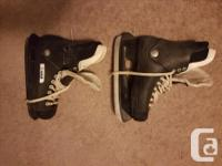 Men's Orbit Skates, Used, Size 8. Obvious signs of