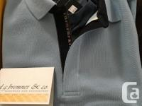 New in Box (Retails for over $300.) Men's Medium Shirt