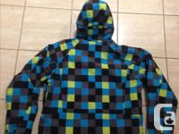 Awesome men's snowboard/winter jacket. Sims brand.