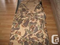 Men's Hunting/Camo jacket. Size - Tool. Coat in a lot