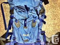 Arc'Teryx Bora, Men's 80L knapsack, Regular size. NEW.