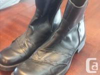 Mens Aldo boots size 43 ( size 10 ) - these are brand