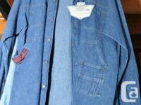 Males's Levi & Bugle Child Jean Shirts available.