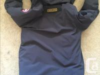 Mens Canada Goose Longford parka jacket for sale.