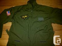 Authentic Air Force Flight Suit - Purchased for $100