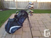 *** SET USED ONCE ***  L/H set includes:  460cc Wilson