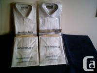 ***   Men's Brand New Shirts.  Never taken out of