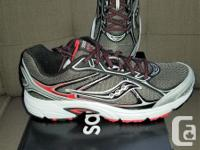 Brand new mens Saucony sneakers size 10. I bought them