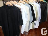 TAKE THE WHOLE LOT!  Pant sizes 40 and 42, size 32.