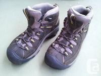 Men's size 7 Targhee II Mid waterproof hiking boots