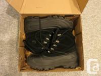 CARL Description: Winter Boots Sole: Rubber DCS: