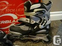 Men's SPARK 84 LX ROLLERBLADES size 10 . In original for sale  British Columbia